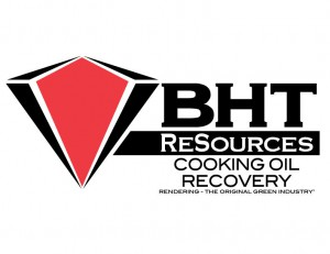 BHT cooking oil recovery