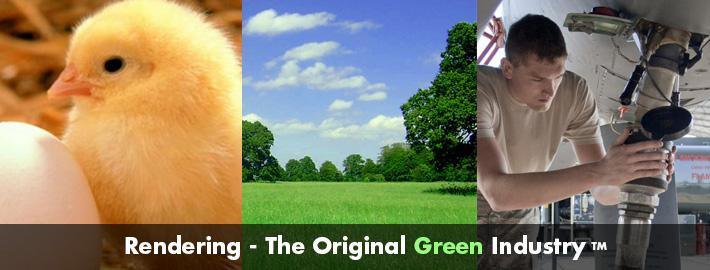 Rendering – The Original Green Industry